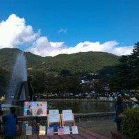 Photo taken at Jōyama Park by MinaTech F. on 10/16/2011