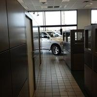 Photo taken at Dodgeland by Bryan R. on 3/9/2012