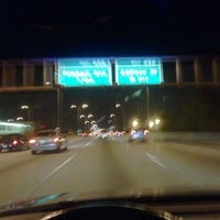 Photo taken at Kennedy Expressway by Dat Fetty Dude on 9/22/2011