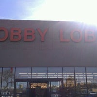 Photo taken at Hobby Lobby by Alicia G. on 1/9/2012
