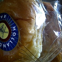 Photo taken at Holland Bakery by Yen O. on 1/2/2012
