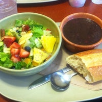 Photo taken at Panera Bread by Vanessa W. on 7/17/2012