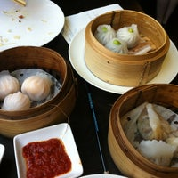 Photo taken at Ping Pong Dim Sum by Nicole M. on 3/18/2012