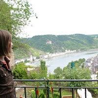 Photo taken at Schloss Rheinfels by Stefan N. on 1/16/2011