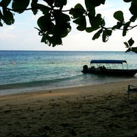 Photo taken at Bubbles Dive Resort by Faizul H. on 6/10/2012