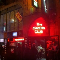 Photo taken at The Cavern Club by Rafael P. on 1/28/2012