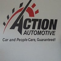 Photo taken at Action Automotive by Kaylynne on 5/7/2012