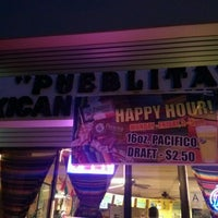 Photo taken at Pueblita Authentic Mexican Restaurant by Annabel L. on 9/1/2012