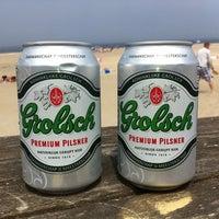 "Photo taken at Basic Beach Bar ""De Branding"" by Jovan I. on 5/28/2012"