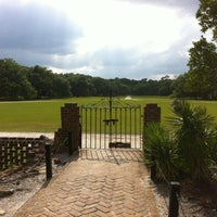Photo taken at Middleton Place by Audrey P. on 4/21/2012