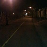 Photo taken at Grove-Cedar Bike Path by Lily L. on 3/24/2012