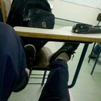 Photo taken at Colegio Torricelli by Renan B. on 8/20/2012