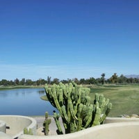Photo taken at Camelback Golf Club by Rosario S. on 2/26/2012