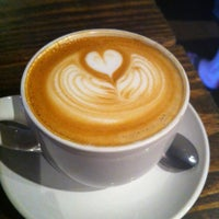 Photo taken at Shady Coffee and Tea by Stuart C. on 8/1/2012