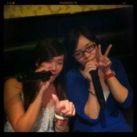 Photo taken at Green Box Karaoke by Goh C. on 4/7/2012