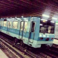 Foto tomada en Metro Santa Ana por Verito@pavezananias el 7/14/2012