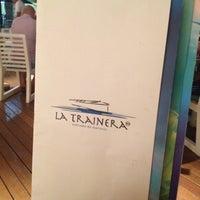 7/28/2012에 Santina F.님이 La Trainera에서 찍은 사진