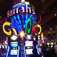 Photo taken at Harrah's Philadelphia Casino & Racetrack by Megan H. on 5/13/2012
