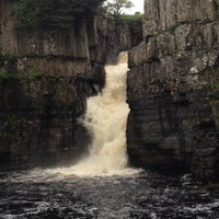 Photo taken at High Force Waterfall by BelfastJack on 6/7/2012