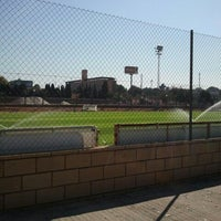 Photo taken at VCF- Ciutat Esportiva De Paterna by Sandra on 5/9/2012