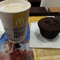 Photo taken at McDonald's by Антон Т. on 2/21/2012