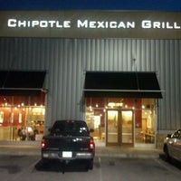 """Photo taken at Chipotle Mexican Grill by John """"bondo"""" B. on 8/10/2012"""