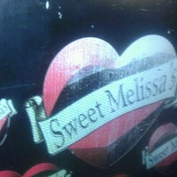 Photo taken at Sweet Melissa's by Latesha D. on 5/7/2012