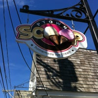 Photo taken at Ptown Scoop by Ariel C. on 6/23/2012