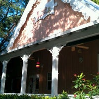 Photo taken at Key Largo Conch House by Dan G. on 2/28/2012
