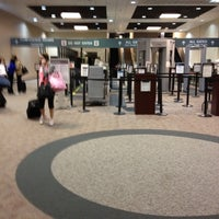 Photo taken at Capital Region International Airport (LAN) by Eric W. on 5/15/2012