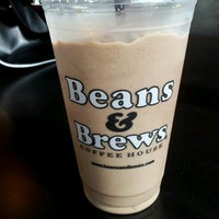 Photo taken at Beans & Brews by Angelo R. on 7/5/2012