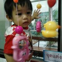 Photo taken at รพ.ศูนย์อนามัยแม่และเด็ก by Aom S. on 3/1/2012