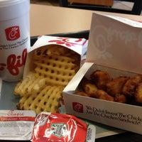 Photo taken at Chick-fil-A by Victor R. on 7/12/2012
