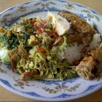 Photo taken at Warung Krishna by Chika C. on 8/20/2012