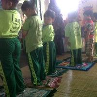 Photo taken at Sekolah Citra Alam Ciganjur by nui l. on 9/10/2012