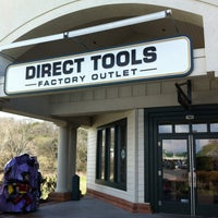 Photo taken at Direct Tools Factory Outlet by Donald F. on 3/4/2012