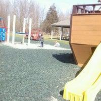 Photo taken at Schwartz Road Park by Erin M. on 3/11/2012