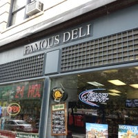 Photo taken at Famous Deli by zach f. on 8/14/2012