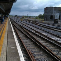 Photo taken at Dublin - Cork Railway by Greg G. on 7/15/2012