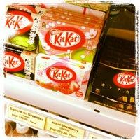 Photo taken at Konbini Store by pinoyfitness on 4/15/2012