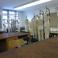 Photo taken at Fashion Institute of Technology by Alana P. on 5/7/2012