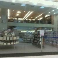 Photo taken at Saraiva MegaStore by Walker M. on 6/7/2012