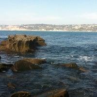 Das Foto wurde bei La Jolla Shores Beach von Alina X. am 5/24/2012 aufgenommen