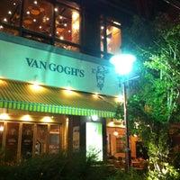 Photo taken at Vangogh's Terrace by Mia on 8/14/2012