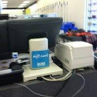 Photo taken at Ross Dress for Less by Wevina D. on 4/10/2012