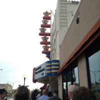 Photo taken at Texas Theatre by Nathan V. on 6/21/2012