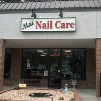 Photo taken at Mai Nail Care by Rich E. on 9/5/2012