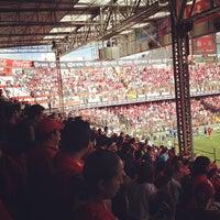 Foto tomada en Estadio Nemesio Diez por David A. el 7/22/2012