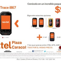 Photo taken at Nextel Plaza Caracol by Nextel P. on 3/13/2012