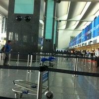 Photo taken at Kempegowda International Airport (BLR) by Shrek on 7/21/2012